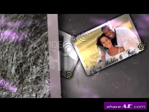 Rainy Photo Slideshow - After Effects Project (Videohive)