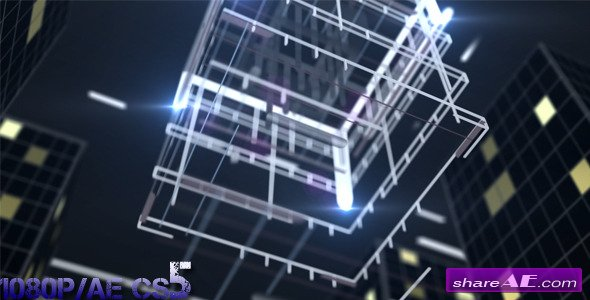 Skyscraper Opener - After Effects Project (Videohive)