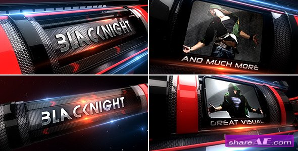 BlacKnight - After Effects Project (Videohive)