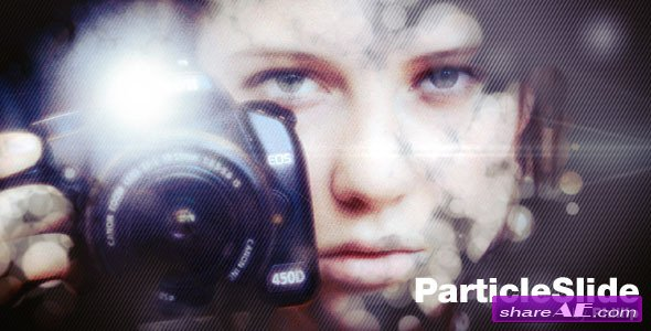 ParticleSlide - Project After Effects (Videohive)