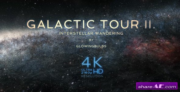 Galactic Tour II - After Effects Project (Videohive)