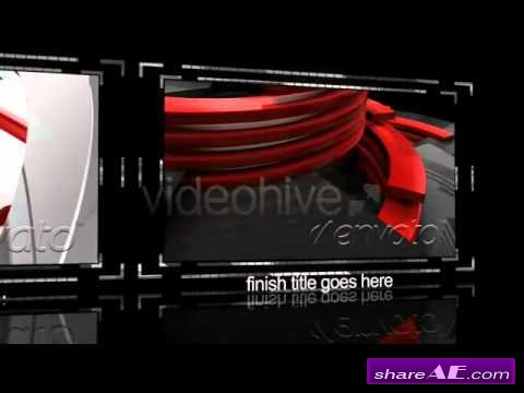 Arial Displays Full HD - After Effects Projects (Videohive)