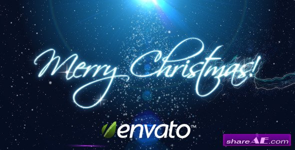 Magic Christmas - After Effect Project (Videohive)