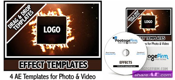 Footage Firm - Effects Templates - After Effects Project