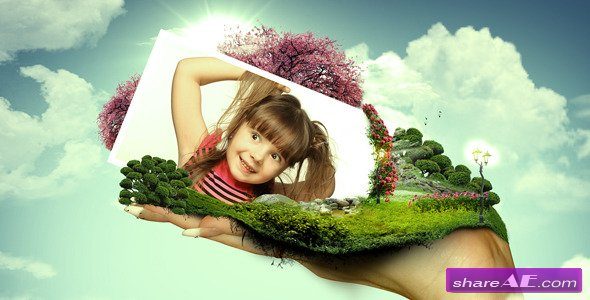 World On Hands - After Effects Project (Videohive)