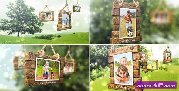 Photo Album V2 - After Effects Project (Videohive)