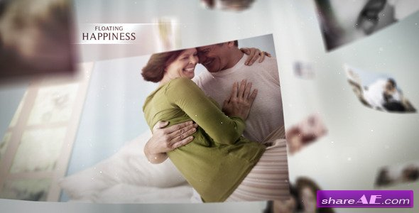 Floating Happiness - After Effects Project (Videohive)