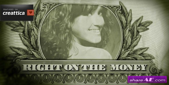Money Money - After Effects Project (Videohive)