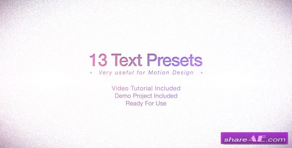 After effects plugins page 18 free after effects templates text presets pack after effects project videohive maxwellsz