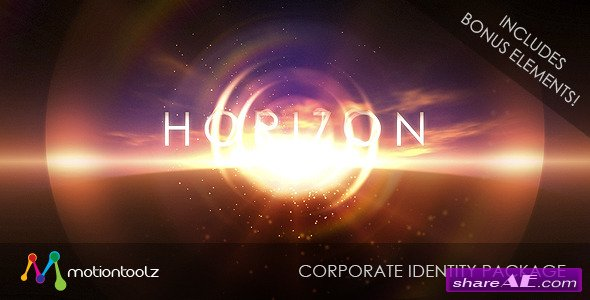 Corporate Identity Package - After Effects Project (Videohive)
