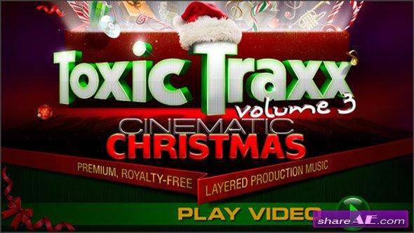 Toxic Traxx Volume 3: Cinematic Christmas (Digital Juice)