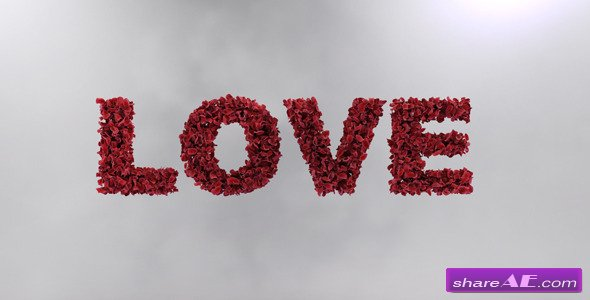 Love Leaves After Effects Project Videohive Free After – Love Templates Free