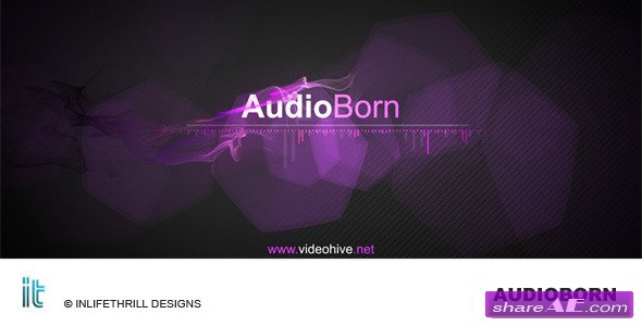 AudioBorn - After Effects Project (Videohive)