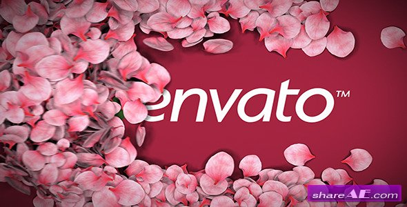 Falling Flower Petals - After Effects Project (Videohive)