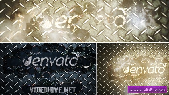 Bullet Shooting - After Effects Project (Videohive)