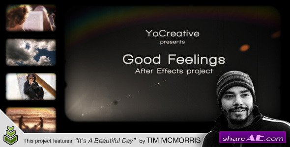 Good Feelings - After Effects Project (Videohive)