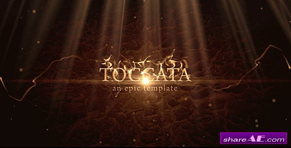 Toccata - After Effects Project (Videohive)