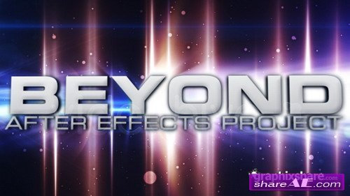 Beyond - After effects Project (VideoHive)