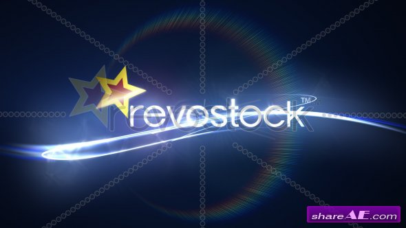 End Logo Animation - After Effects Project (Revostock)