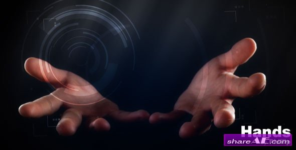 Hands  - After Effects Project (Videohive)