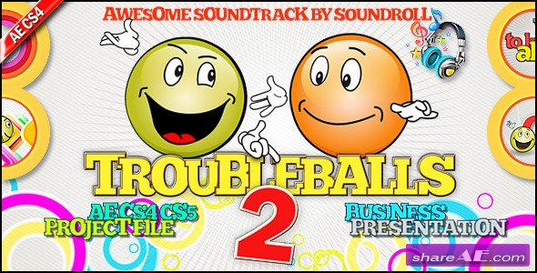 Troubleballs 2 - After Effects Project (Videohive)