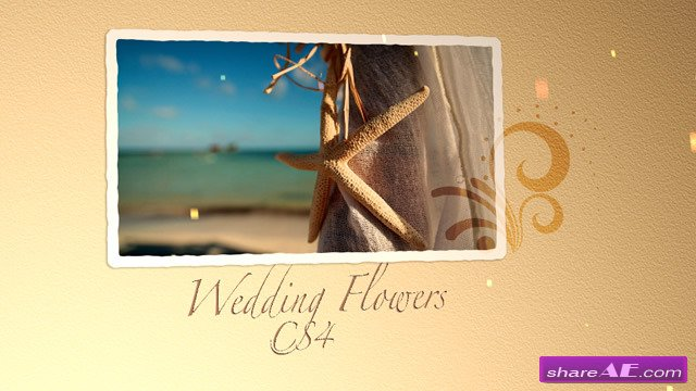 Wedding Flowers CS4 - After Effects Project (Videohive)