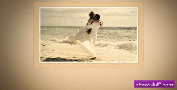 Wedding ScrapBook - After Effects Project (Videohive)