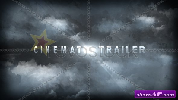 Cinematic Trailer 149120 - After Effects Project (Revostock)