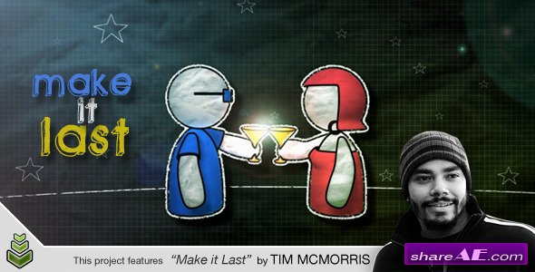 Make it Last - After Effects Project (Videohive)
