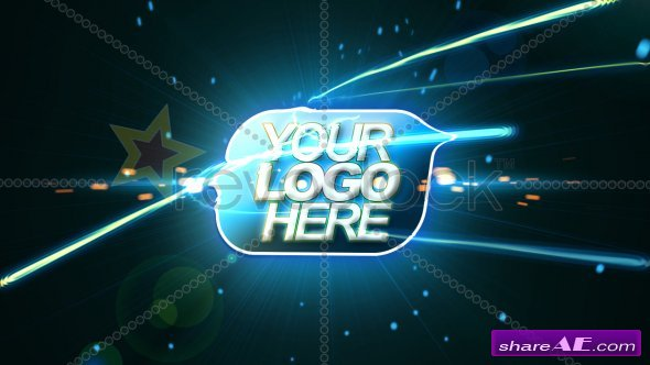 Logo animation 2 after effects project revostock for After effects cs4 intro templates free download