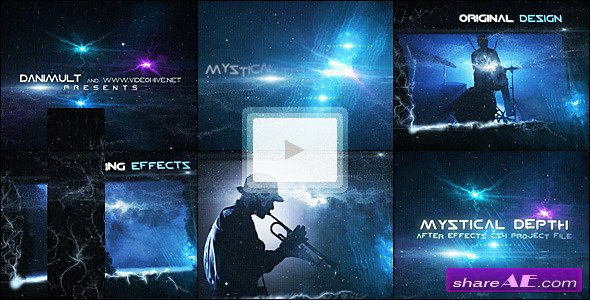 Mystical Depth - After Effects Project (Videohive)