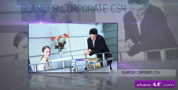 Glamour Corporate_CS4 - After Effects Project (Videohive)