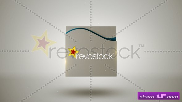 Elegant Cubical Logo Revealer - After Effects Project (Revostock)