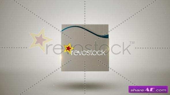 Elegant Cubical Logo Revealer - After Effects Project (Revostock)