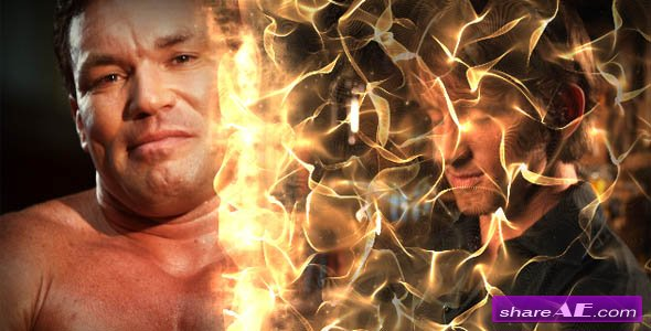 Fire Transition - After Effects Project (Videohive)