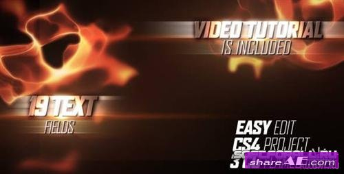 Fiery Trailer V2 - After Effects Project (Videohive)
