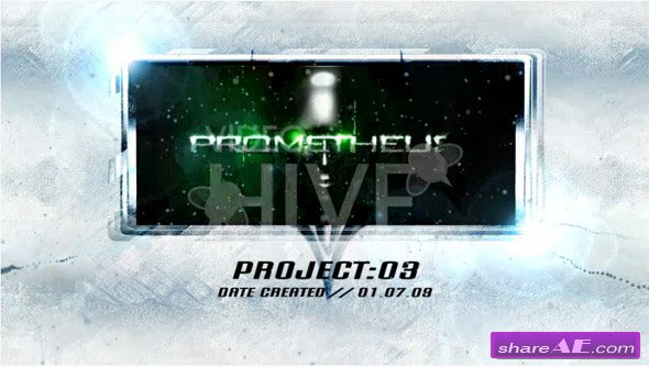 Evolution - After Effect Projects (Videohive)