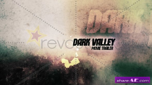 Dark Valley - After Effects Project (Revostock)