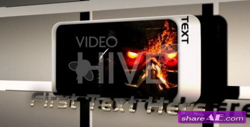 Steel Shadows - After Effects Project (Videohive)