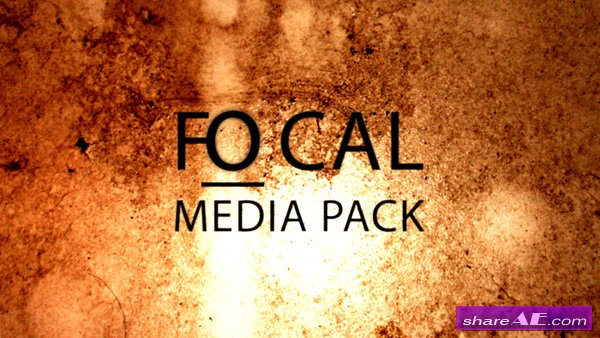 Focal Media Pack - After Effects Project (Videohive)