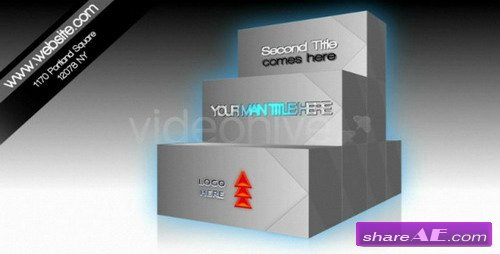 EUROPA 3D BOX - After Effects Project (Videohive)
