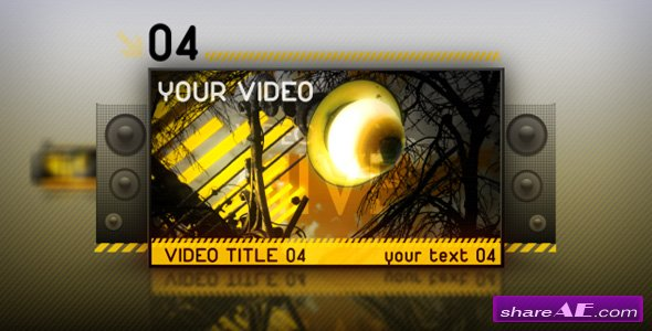 Reflect Media - After Effects Project (Videohive)