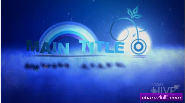 Above the Clouds After Effects Project - After Effects Project (Videohive)