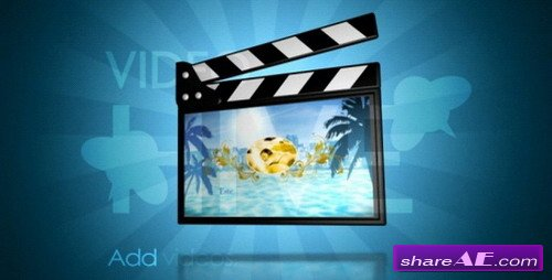 Movie Clapper Promo AE CS3 - After Effects Project (Videohive)