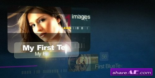 Media Wall AE CS3 - After Effects Project (Videohive)