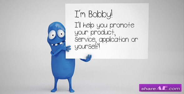 Bobby Promotes - After Effects Project (Videohive)