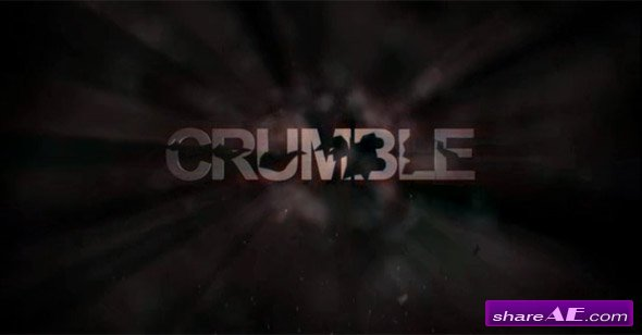 Crumble - After Effects Project (Revostock)