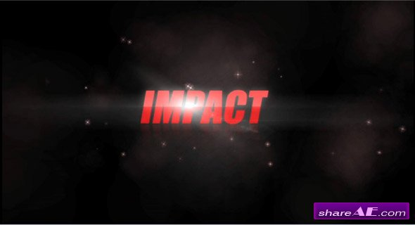 Impact - After Effects Project (DropDrop)