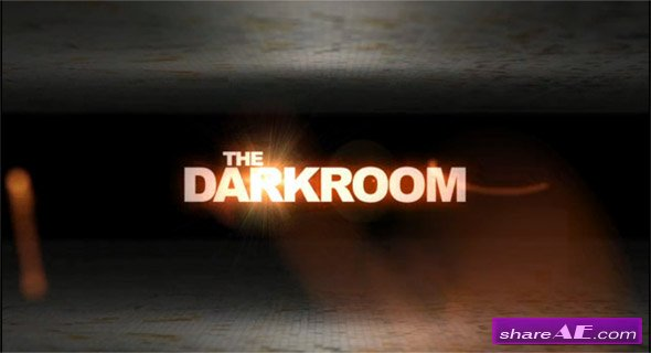 The Dark Room - After Effects Project (Revostock)
