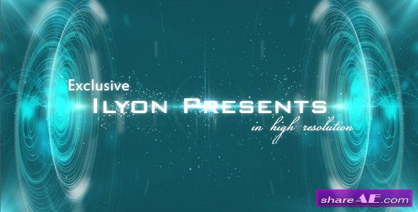 Spinning Galaxies - After Effects Project (Videohive)